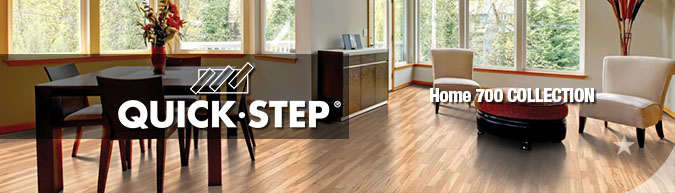 quick-step 700 laminate plank flooring collection sale at American Carpet Wholesale with huge savings!