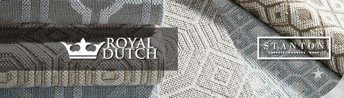 royal dutch carpet collection by Stanton Carpet