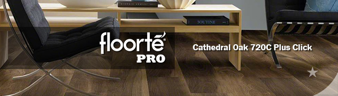 shaw floorte pro waterproof multilayer flooring Cathedral Oak 720C Plus Click