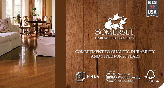 somerset hardwood flooring commitment to quality