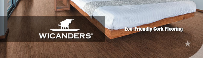 wicanders corkcomfort eco-friendly cork flooring on sale at American Carpet Wholesale with huge savings!