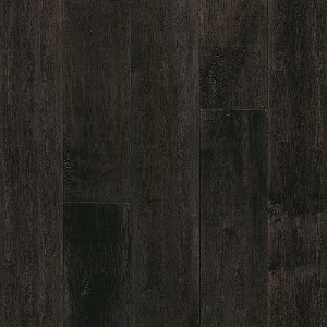 American Scrape Solid 3 1/4 Inch Maple Dark Lava