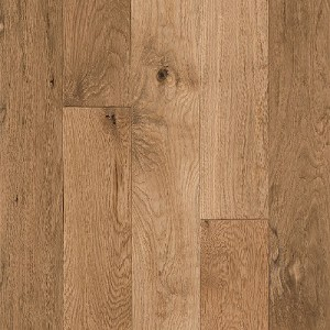 American Scrape Solid White Oak Natural