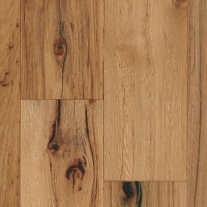 TimberBrushed Engineered Deep Etched Natural (Hickory)