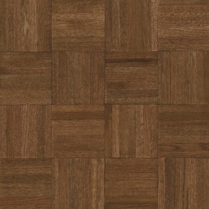 Millwork Square Oak Parquet Forest Brown (Low Gloss)