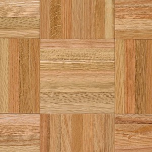Urethane Parquet - Wood Backing Standard (Contractor/Builder Grade)