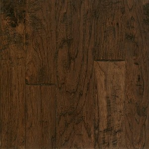 Artesian Hand-Tooled Hickory Barrel Brown