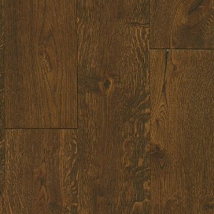 TimberBrushed Engineered Deep Etched Hampton Brown