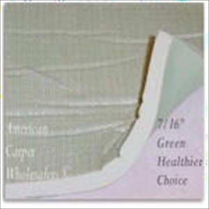 Commercial-Residential Padding Healthier Choice Green 7/16