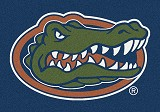 Florida Gators Team Spirit Rug