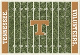 Tennessee Vols Home Field Rug