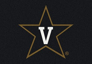 Vanderbilt Commodores Team Spirit Rug Vanderbilt Commodores