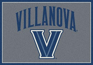 Villanova Wildcats Team Spirit Rug Villanova Wildcats