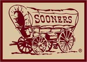 Oklahoma Sooners Team Spirit Rug College Team Rugs