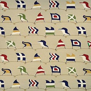 Nautical Flags Sand