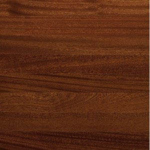 Global Exotics African Mahogany Natural 3-1/2 Inch