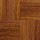 Armstrong Hardwood Flooring: Urethane Parquet - Wood Backing Cinnabar (Natural & Better Grade)