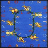 Monkey Business Joy Area Rugs Rugs