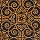 Joy Carpet: Antique Scroll ES Brown