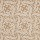 Joy Carpet: Scrollwork RR Beige