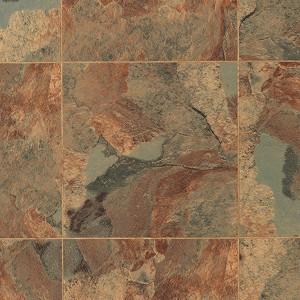 Slate 12 X 12 Karndean Vinyl Floor Luxury Vinyl Copper