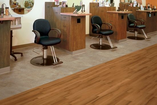 Commercial Vinyl Floors