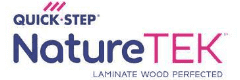 QUICKSTEP NATURETEK LAMINATE FLOORING LOGO