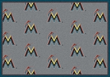Major League Baseball Team Rugs