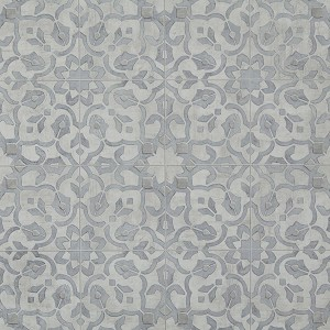 Filigree Platinum Mannington Luxury Vinyl Sheet