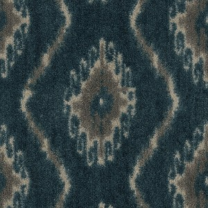 Silk Road Milliken Carpets Carpet Antique Indigo