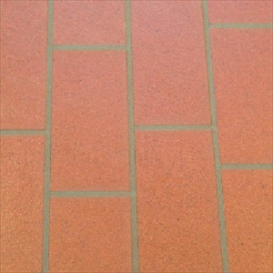 Brick Permastone Modular Tarkett Luxury Floors Vinyl Sienna