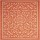 Nourison Rugs: Home & Garden Orange