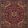 Nourison Rugs: India House Rust