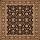 Nourison Rugs: Persian Crown Dark Brown