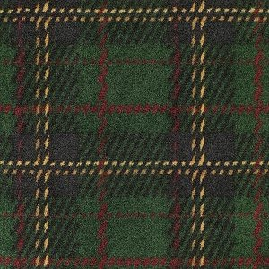 Scottish Plaid Philadelphia Commercial Shaw Carpet