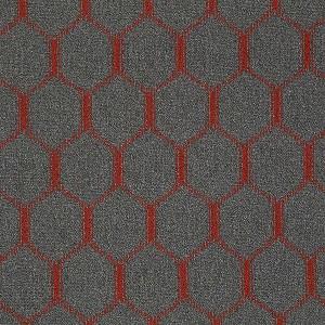 Ogee Philadelphia Commercial Shaw Carpet Rocket Red