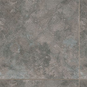 Classic Slate Groutable Smoky Stone 16 x 16
