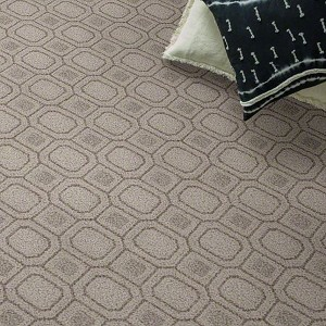 Genoa Tuftex Shaw Carpet Demure Taupe