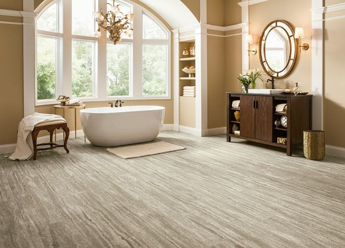 Vivero Luxury Flooring Messenia Travertine